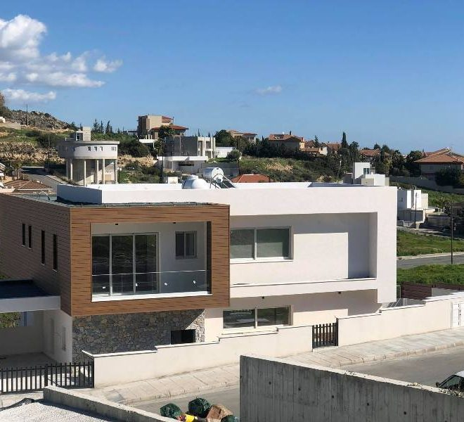 Modern Five Bedroom Villa in Limassol, Cyprus, AK12641 image 2