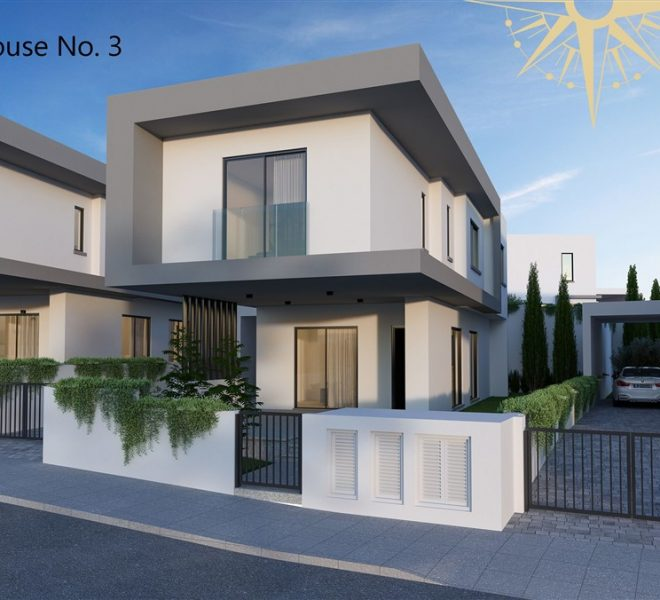 Limassol Property Luxury Modern Four Or Five Bedroom Villas in Agios Athanasios, Cyprus, AM13064 image 2