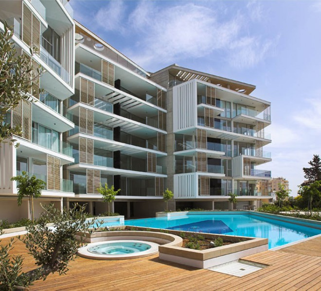 New Luxury 2 Bedroom Apartment in the Centre of Limassol for sale in Neapolis, Limassol CM7073 image 1