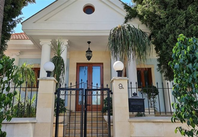 Limassol Property Cozy Spacious Villa On The Seafront in Mouttagiaka, Cyprus, AE13236 image 2