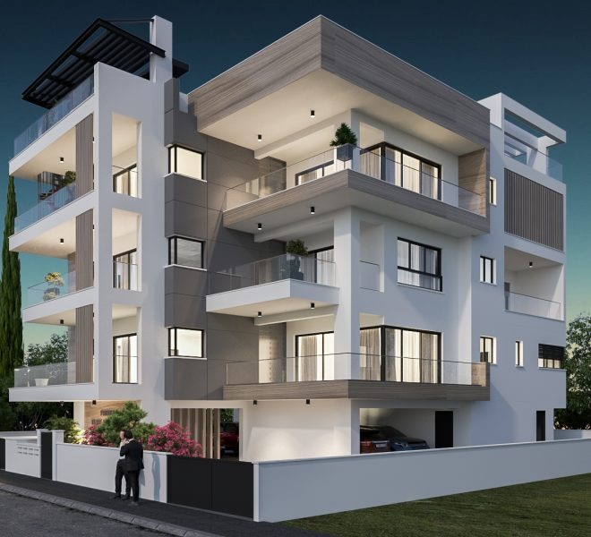 Limassol Property Luxury One Bedroom Apartments In Residential Area in Limassol, Cyprus, AE13219 image 1