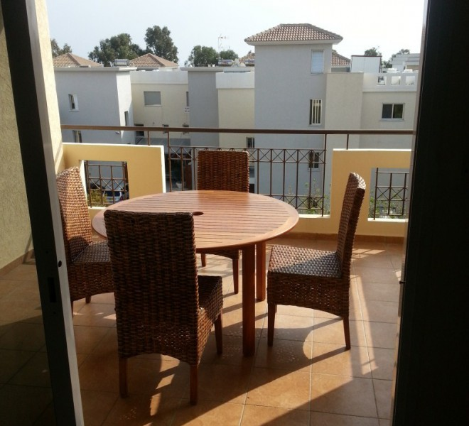 2 Bedroom Apartment with Security in the Complex in Potamos tis Germasogeias, Germasogeia, Cyprus, CM6788 image 1