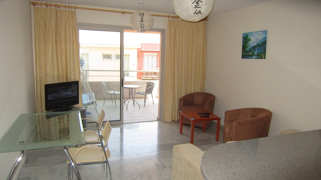 Luxury One Bedroom Apartment near the Sea for sale in Agios Tychonas, Limassol LP7205 image 1