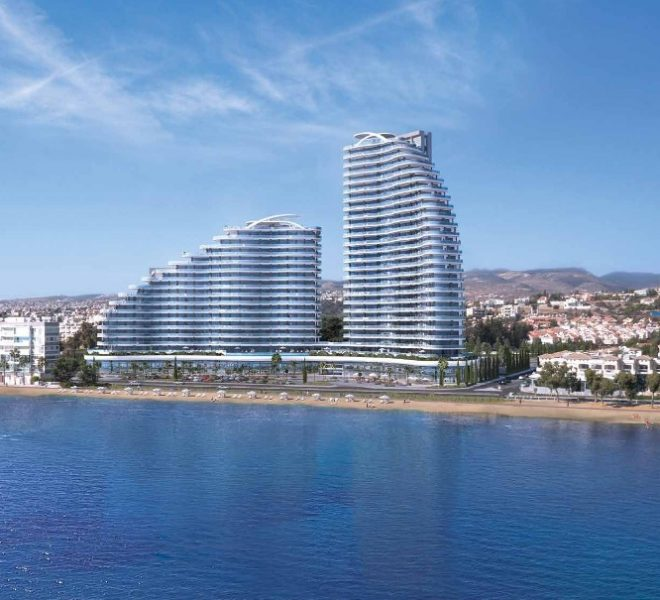 Sea View 4-Bedroom Apartment in Limassol, Cyprus, CM12549 image 1