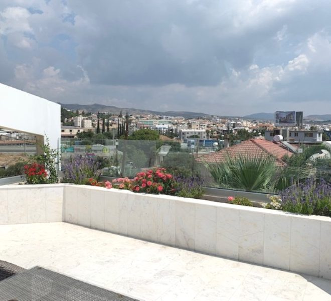 Modern 4-Bedroom Penthouse for sale in Limassol MK12471 image 1