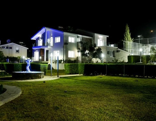 Limassol Property Luxury Five Bedroom Villa in Ayios Tychonas in Agios Tychon, Cyprus, MK12744 image 2