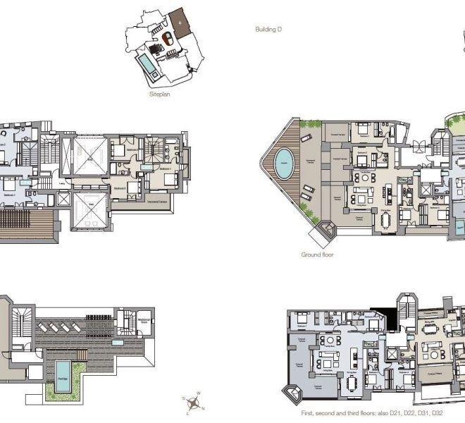 Luxury 4-Bedroom Apartments for sale in Limassol image 4