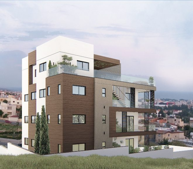 Modern 2-Bedroom Apartments for sale in Limassol MK12514 image 2