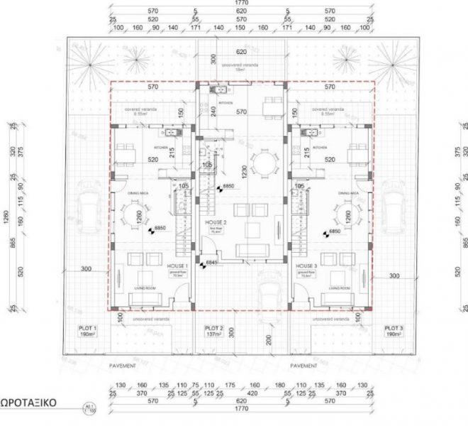 Limassol Property New Project In Anthoupoli Area Ypsonas Limassol for sale in Ypsonas AE12890 image 2