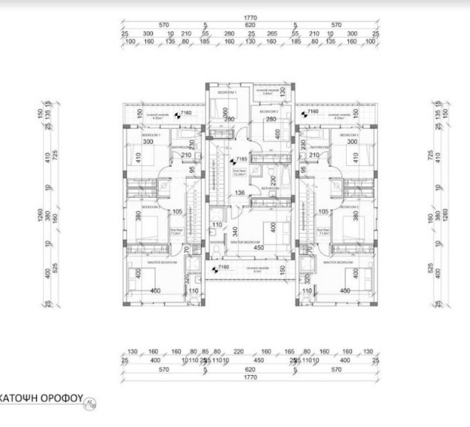 Limassol Property New Project In Anthoupoli Area Ypsonas Limassol for sale in Ypsonas AE12890 image 3