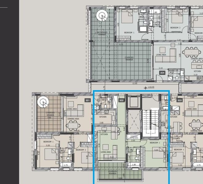 Contemporary 1-Bedroom Apartment for sale in Paphos image 4