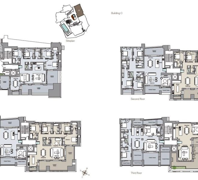 Luxury 4-Bedroom Apartments for sale in Limassol image 5