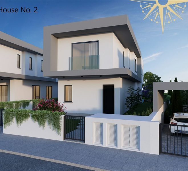Limassol Property Luxury Modern Four Or Five Bedroom Villas in Agios Athanasios, Cyprus, AM13064 image 1