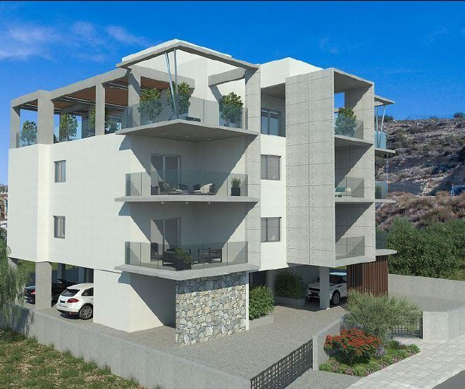 Modern 2-Bedroom Apartments for sale in Limassol AK12165 image 3