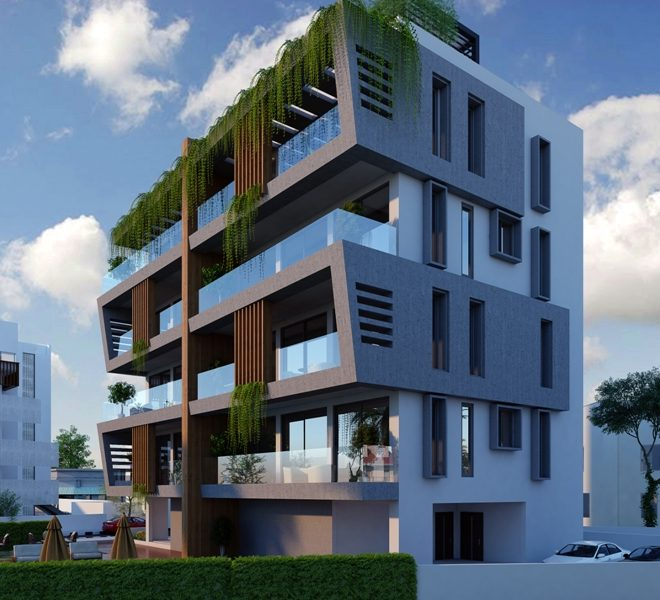 Contemporary 3-Bedroom Apartments in Paphos, Cyprus, AE12338 image 2