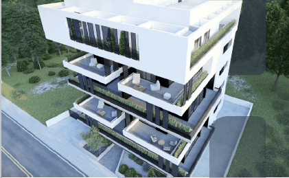 Limassol Property Modern Apartments In City Center for sale in Agia Zoni, Limassol AM12966 image 1