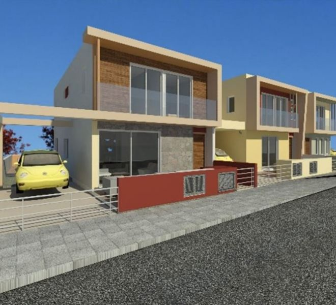 Luxury 3&4-Bedrooms Villas in Limassol, Cyprus, MK12340 image 1