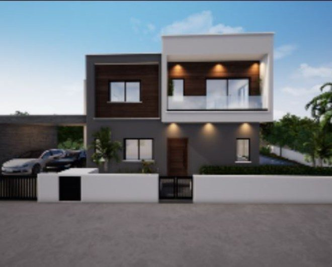 Limassol Property Designers Luxury Houses In Germasogeia Area in Germasogeia, Cyprus, AE12927 image 2