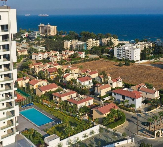 Limassol Property Three Bedroom Penthouse With Stunning Views in Mouttagiaka, Cyprus, AE13140 image 1