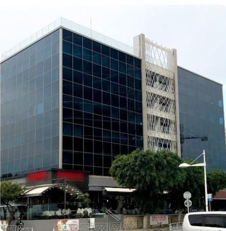 Limassol Property Luxury Sea Front Office In Heart Of Town for sale in Limassol AM13152 image 1