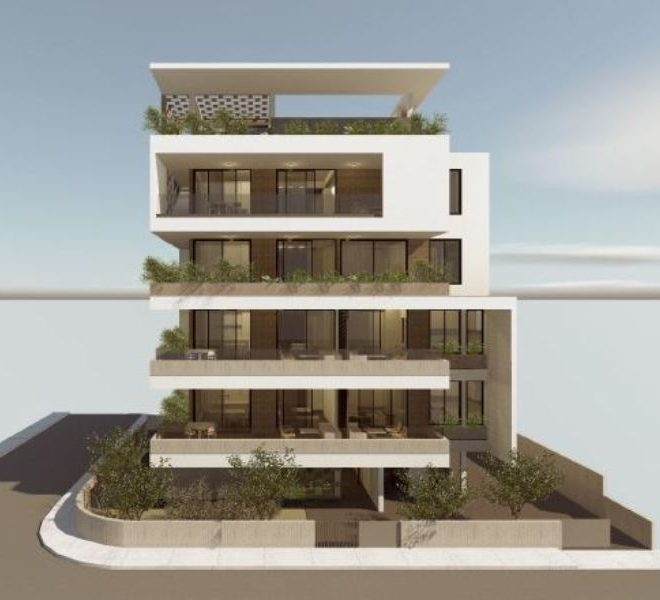 Modern 1-Bedroom Apartments for sale in Limassol MK11959 image 2