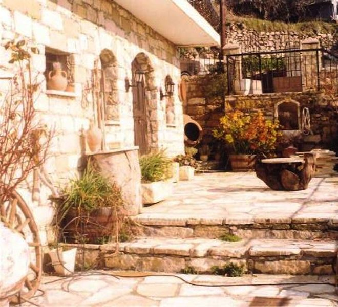 Stone 3-Bedroom House in Limassol, Cyprus, MK12093 image 1