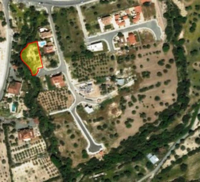 Large Residential Plot in Limassol, Cyprus, AE12244 image 1