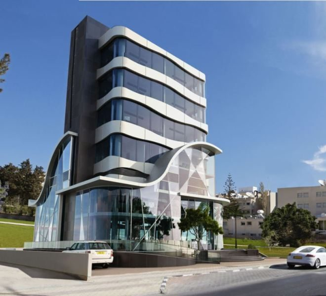Sea View Office Space in Limassol, Cyprus, AE12410 image 3