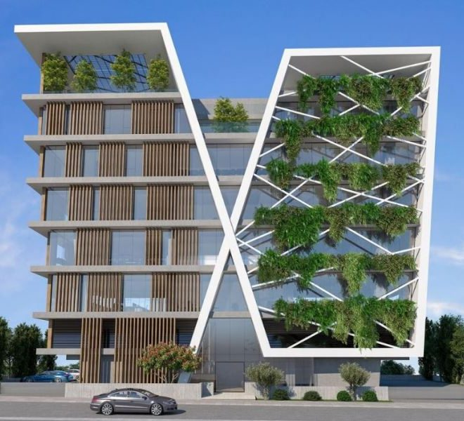 Ultra Modern Office Building in Limassol, Cyprus, CM12660 image 1