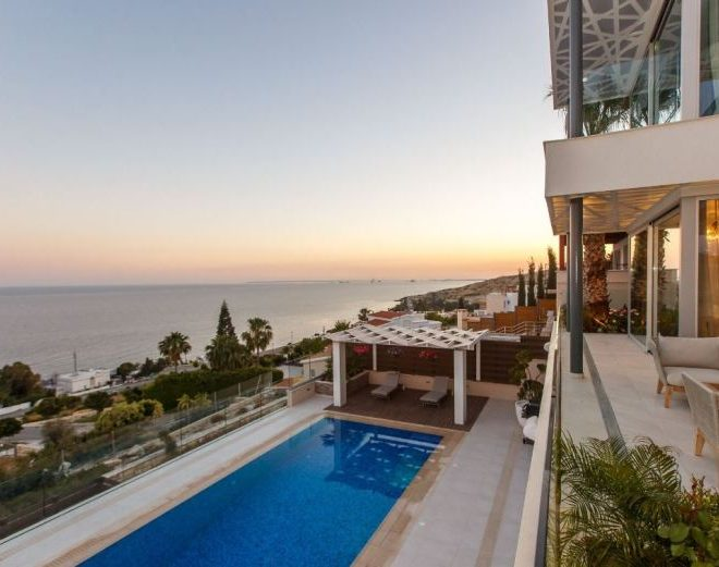 Exclusive Seven Bedroom Villa in Limassol, Cyprus, AE12673 image 3