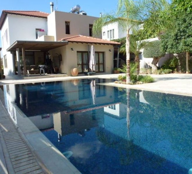 Luxury 4-Bedroom House for sale in Limassol image 1