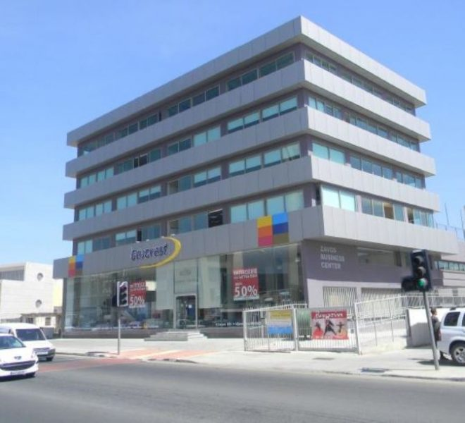 Modern Business Center in Limassol, Cyprus, CM11862 image 1