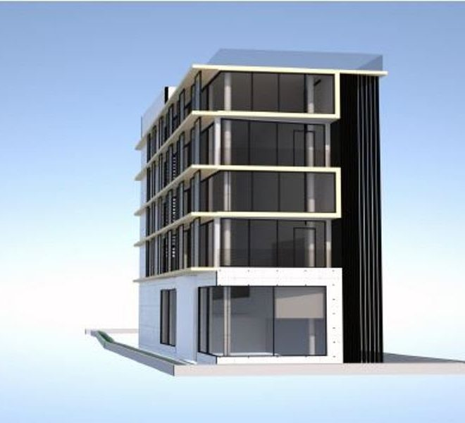 Modern Office Spaces in Limassol, Cyprus, AK12083 image 3