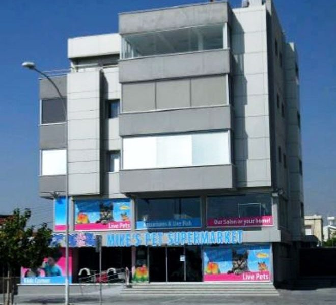 Commercial Building with Prime Location in Limassol, Cyprus, CM11863 image 2