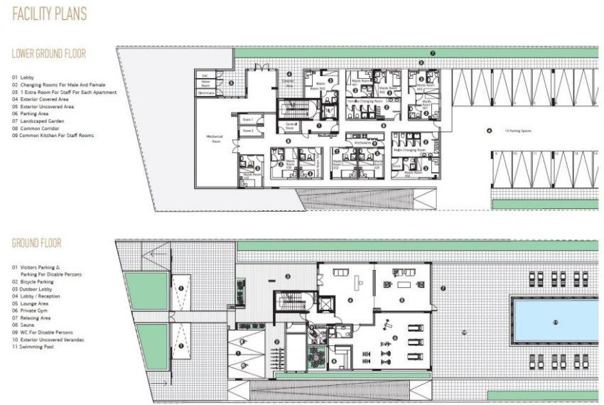 Capture floor plans gr f