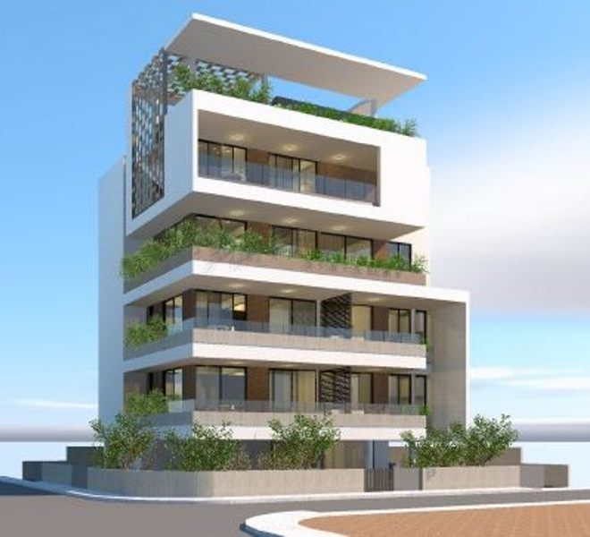 Modern 1-Bedroom Apartments for sale in Limassol MK11959 image 3