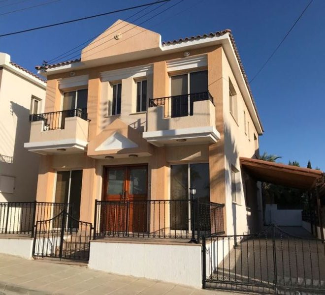Detached Four Bedroom House in Limassol, Cyprus, PX11134 image 1