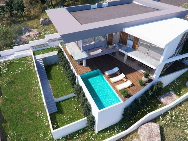 Luxury 5-Bedroom Villa in Limassol, Cyprus, MK12328 image 1