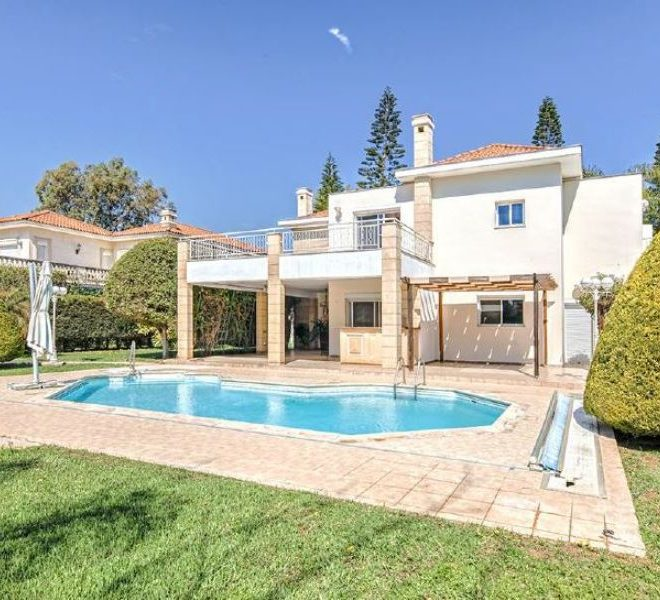 Beautiful 6-Bedroom Villa in Limassol, Cyprus, MK12553 image 1