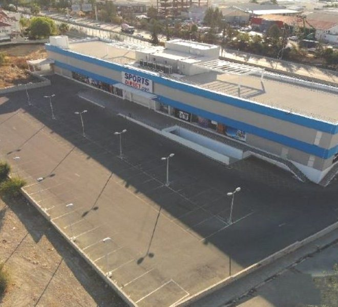 Large Commercial Building in Limassol, Cyprus, CM11864 image 1