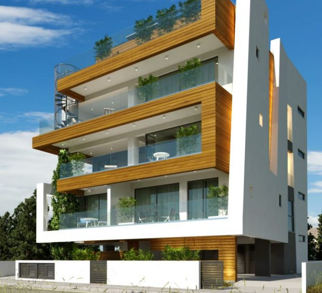 Modern Residential Development for sale in Limassol CM10918 image 1