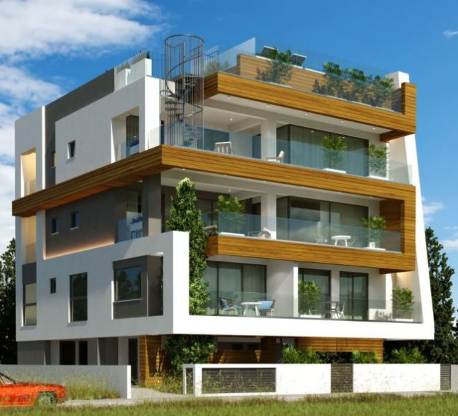 Modern Residential Development for sale in Limassol CM10918 image 2