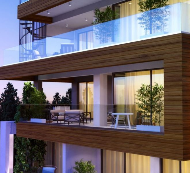 Modern Residential Development for sale in Limassol CM10918 image 3