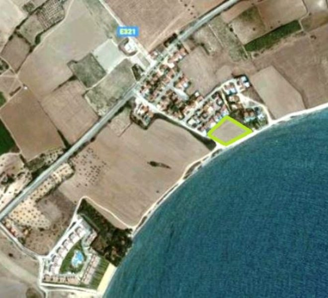 Large Residential Plot in Larnaca, Cyprus, PX11474 image 1