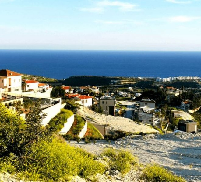 Sea View Plots for sale in Limassol image 1