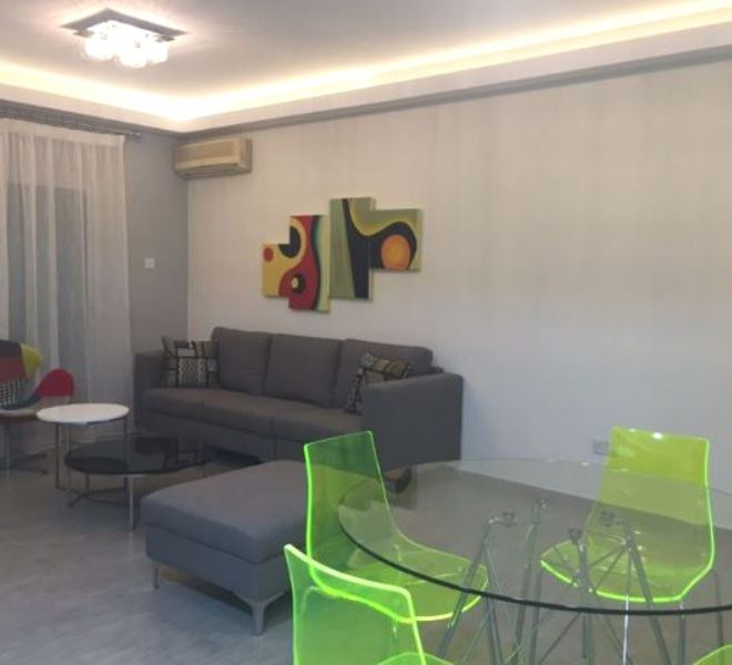 1-Bedroom Apartment in the Center in Limassol, Cyprus, MK12529 image 2