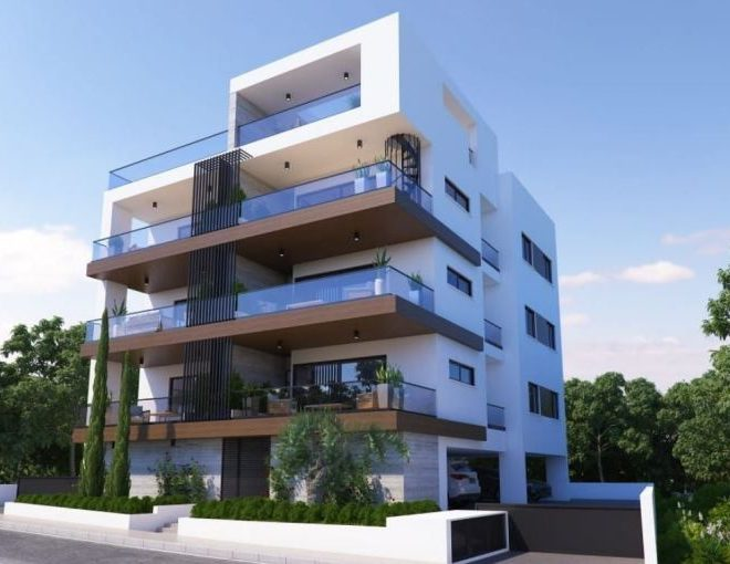 Contemporary Low Rise Building in Paphos, Cyprus, AE12671 image 3