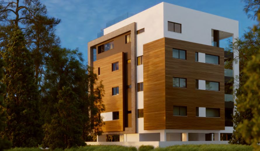 Ultra Modern Three Bedroom Apartment This New Residence Design Driven