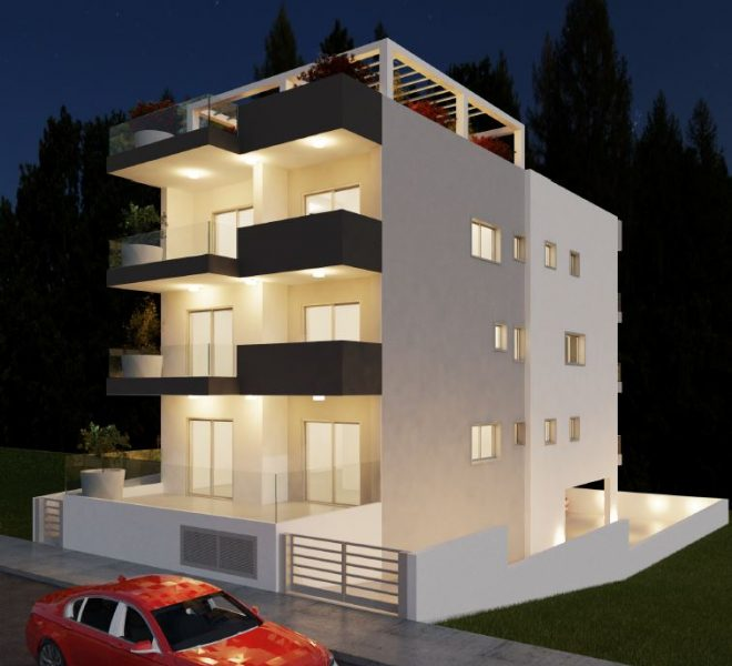 Modern 3 Bedroom Penthouse in Limassol, Cyprus, AE12218 image 2