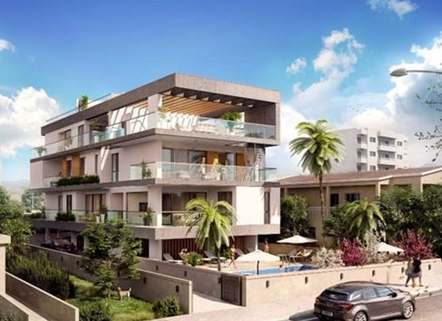 Luxury Two Bedroom Apartment in Limassol, Cyprus, AE12647 image 3